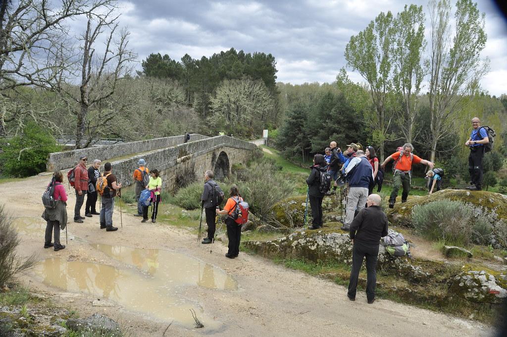 """I Ruta """"Despoblado del Villar de Flores al Castro de Irueña"""""""