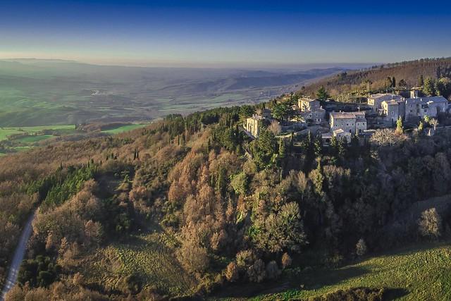 The Monteverdi Tuscany hotel, Italy © Monteverdi Tuscany