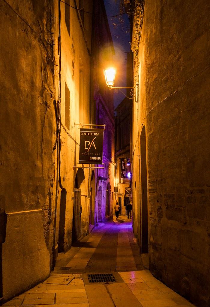 Montpellier : ville d'ombre et de lumière... La suite 41680776281_acaff38d4e_b