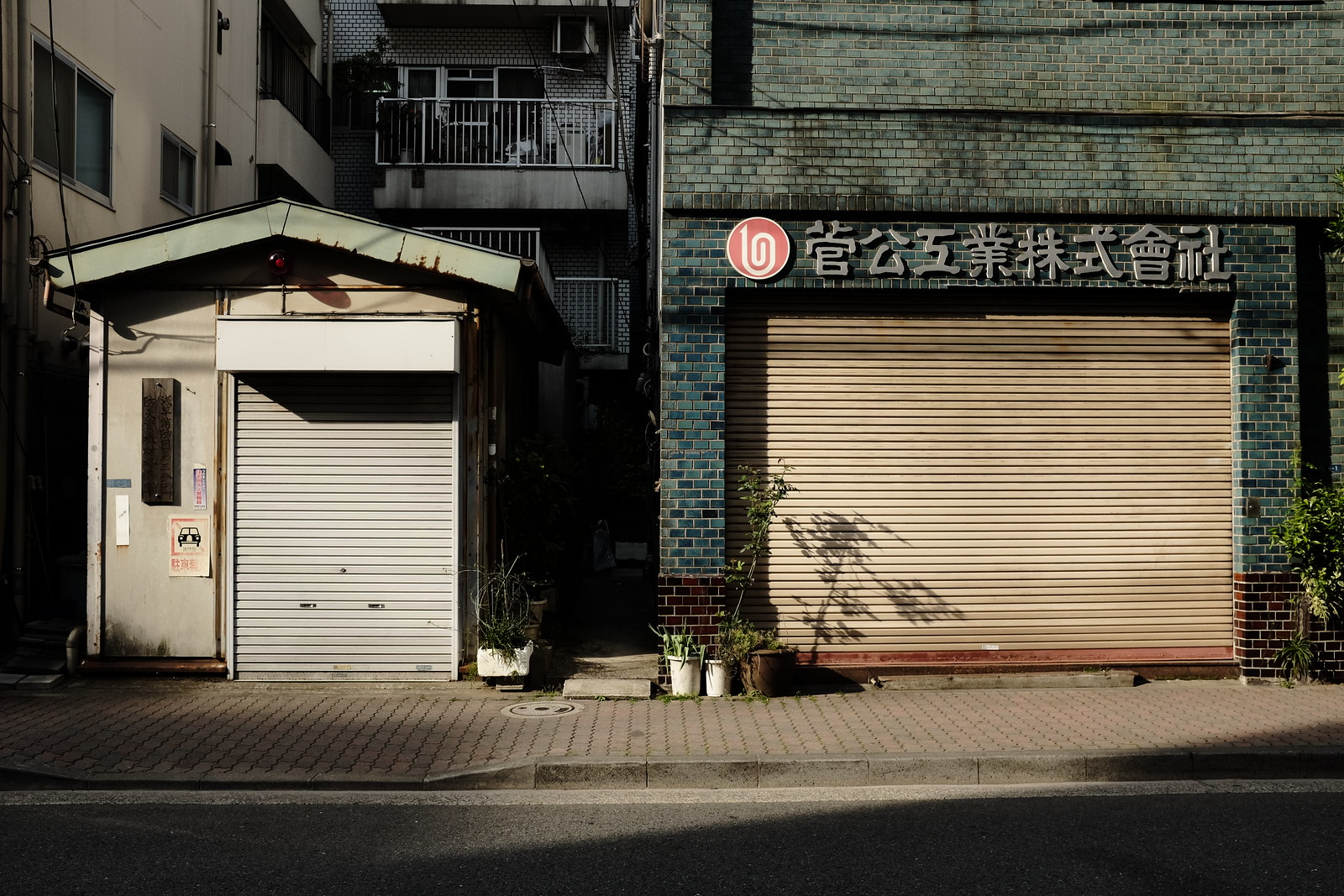 The Kurame to Asakusa photo by FUJIFILM X100S.