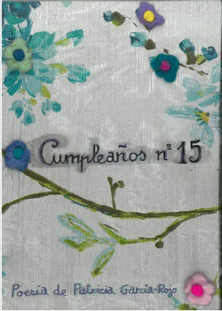 """LIBRO """"CUMPLEAÑOS NÚMERO 15"""""""