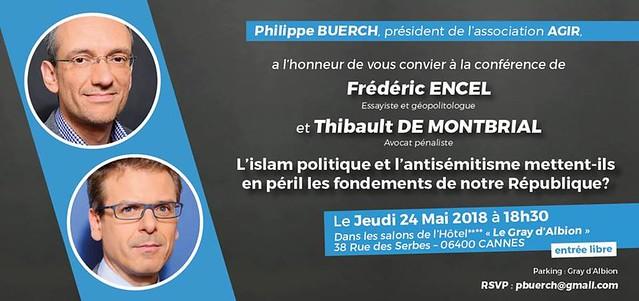 Philippe Buerch débat mai 2018
