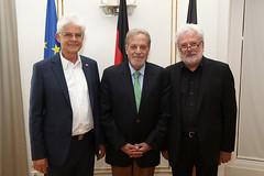 Murawski empfängt Botschafter von Ecuador