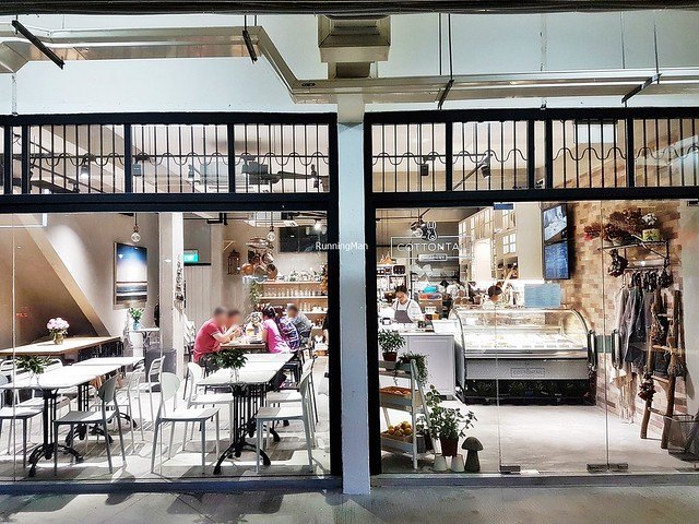 Cottontail Creamery Exterior
