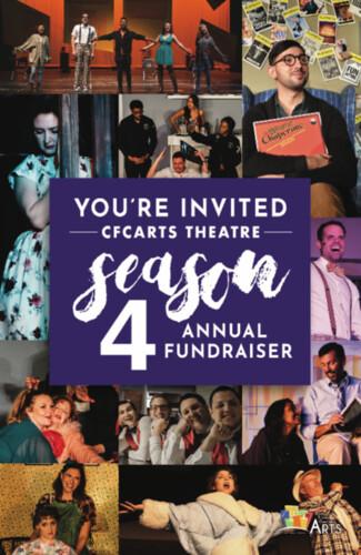 CFCArts 4th Annual (Theatre) Fundraiser