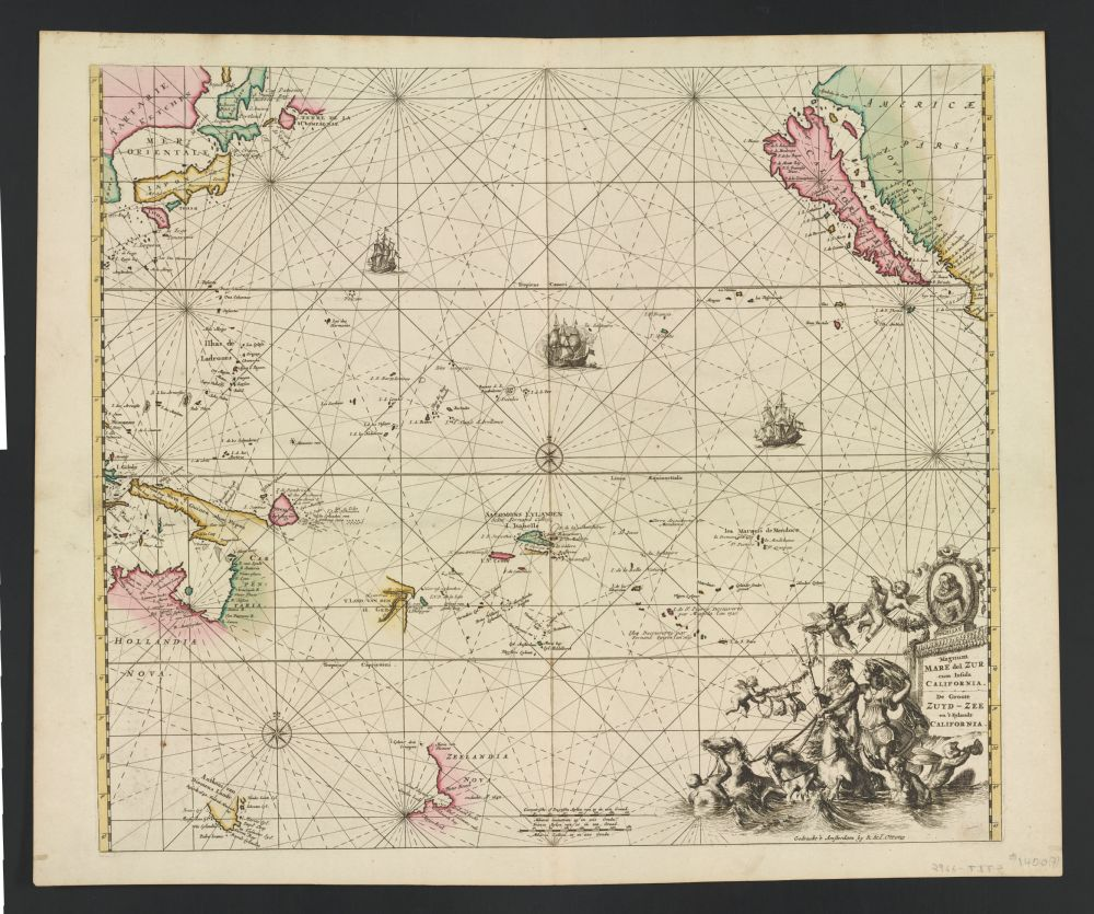 Maps Showing California As An Island The Public Domain Review