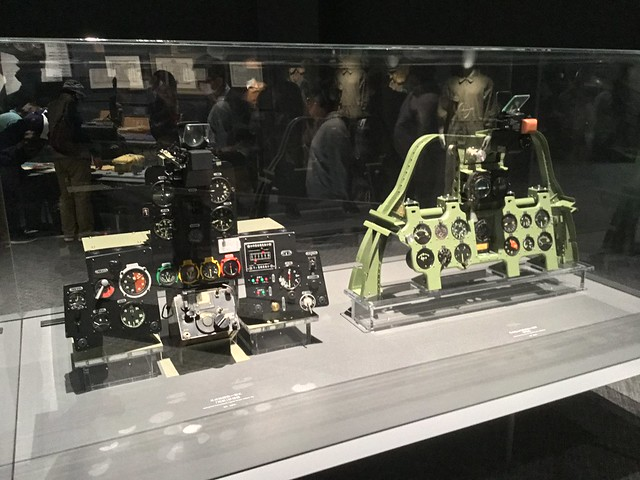 三式戦 飛燕 計器盤 IMG_2462