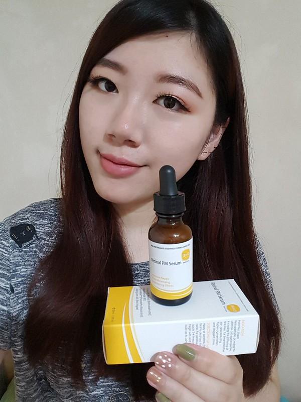 視黃醛強效復顏精華液 8