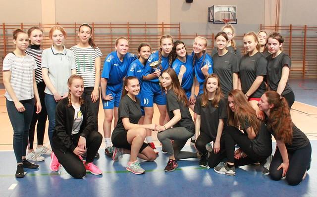 Międzyszkolny Turniej Koszykówki Dziewcząt, 17.05.2018