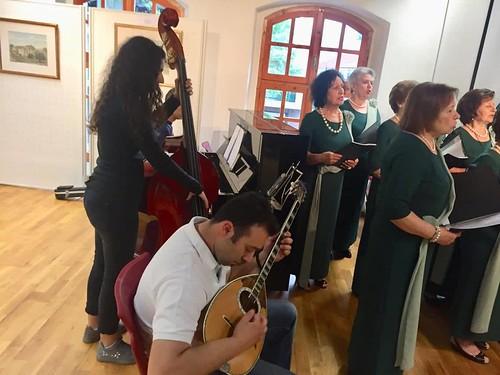 Η χορωδία του ΚΑΠΗ στην Ξάνθη - 11-05-2018