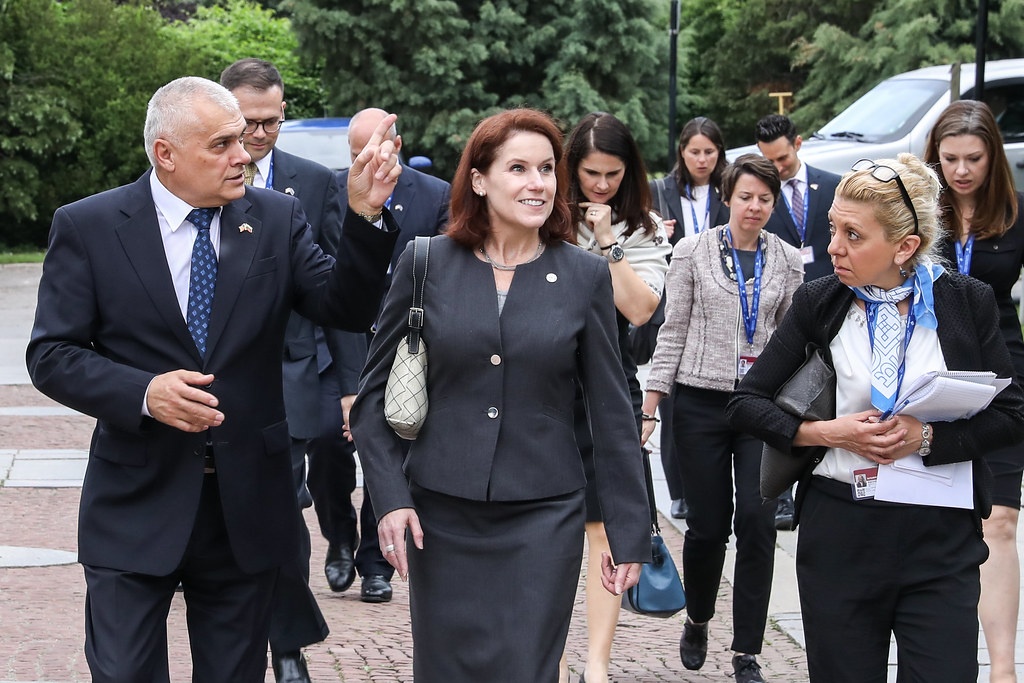 U.S. Deputy Secretary of Homeland Security Claire Grady Visits Bulgaria