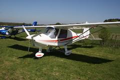 G-IIDR Ikarus Comco C-42 [1207-7220] Popham 050518