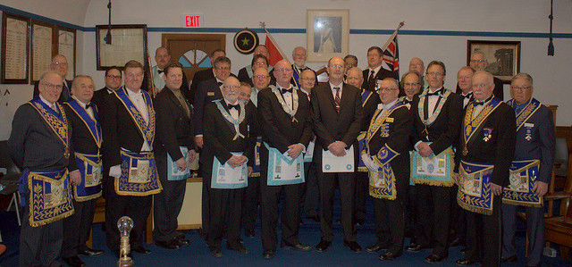 2018 04 03 Campell Lodge Official Visit