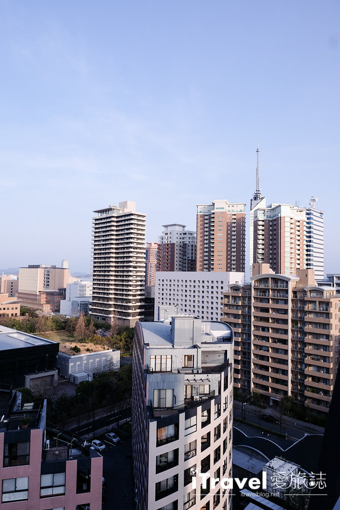 福冈饭店推荐 The Residential Suites Fukuoka (39)