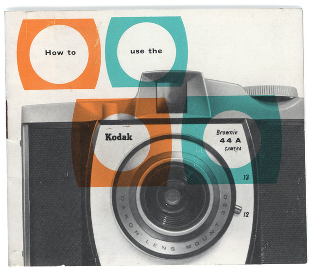 kodak brownie camera instructions