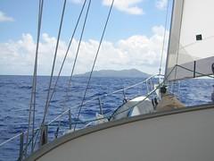 Pitcairn Island Approach