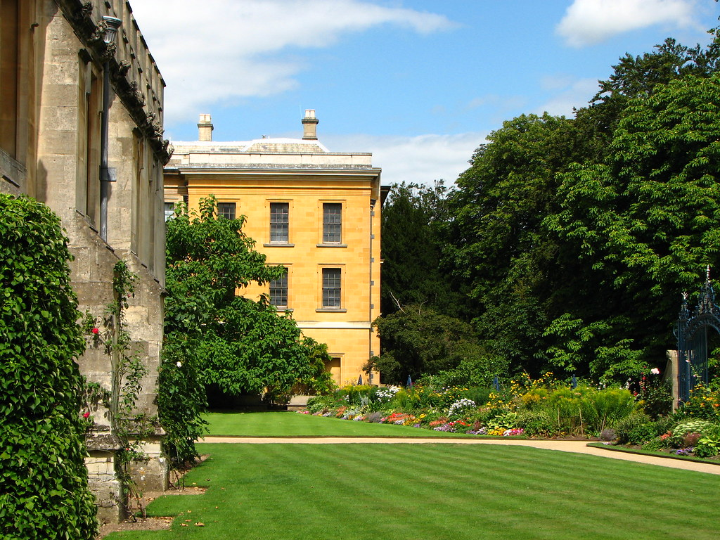 Gardens of Magdalen College