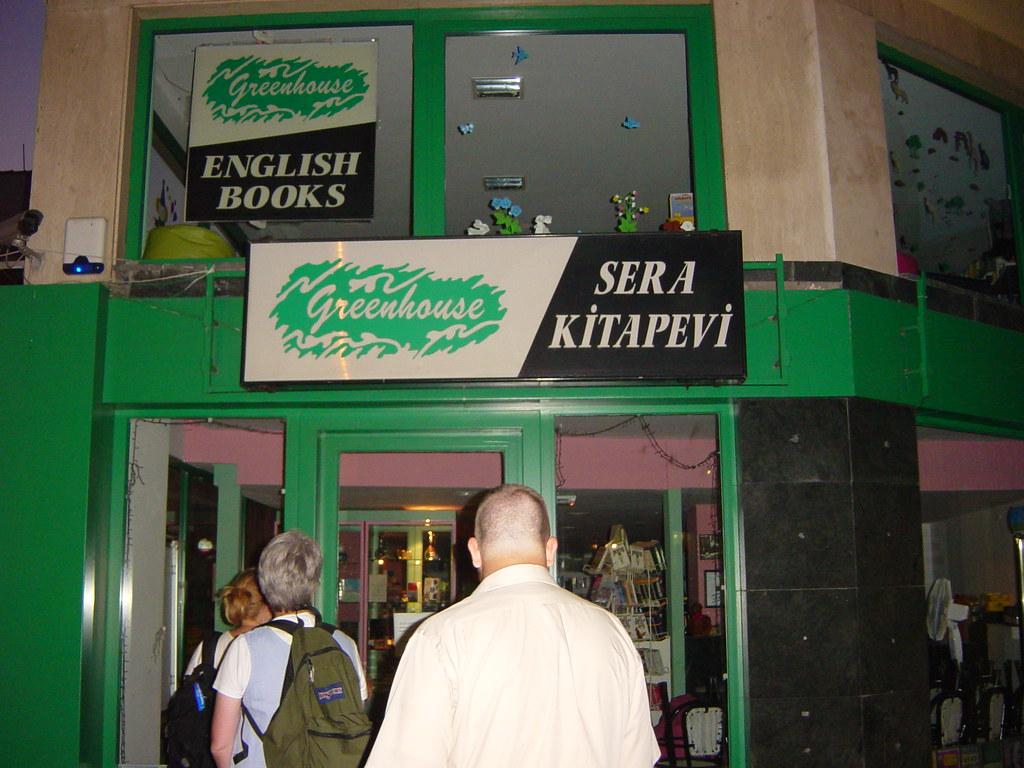 Bookstore Istanbul