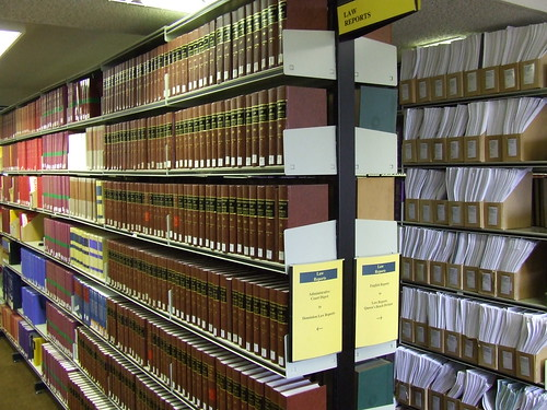 Law reports collection