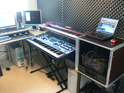 DeadZone Studio & equipment