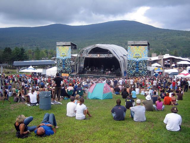 Camp Bisco V - Site - 02