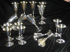 Silver Goblets 2