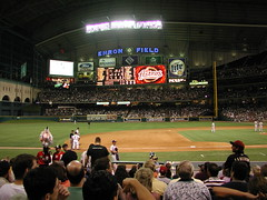 Enron Field, Houston, TX