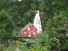 A Very Nice Waterfall