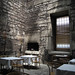 restaurant. old kitchen of monastery by dianavieira
