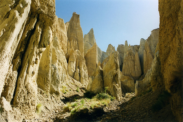 Spires of Earth