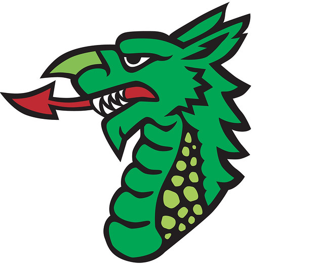 Header of dragonhead