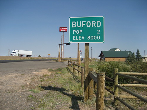 Buford and the highway
