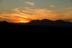Algorfa Sunset