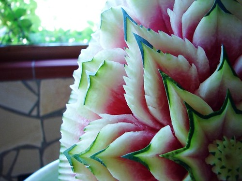 Fruit art amazing carving quotes