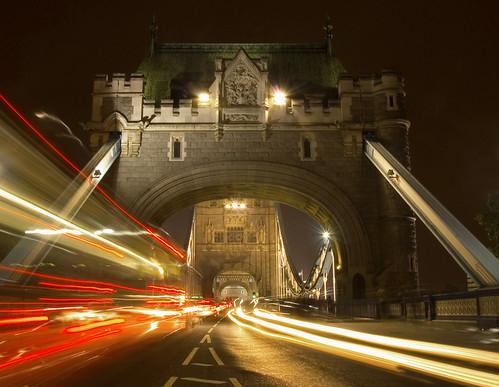 Tower bridge wide