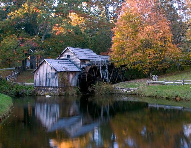 Mabry Mill Vi Flickr Photo Sharing