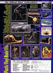 1993 Aliens models