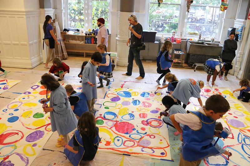 Herv 233 Tullet S Art Explosion Pittsburgh Children S