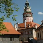 Castle - Cesky Krumlov, Czech Republic