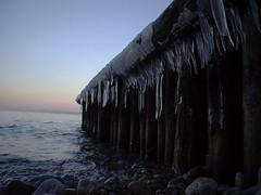 ice shore