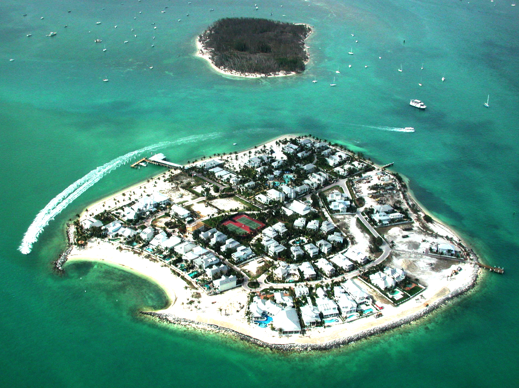 Twichell Island Florida Original Owners History