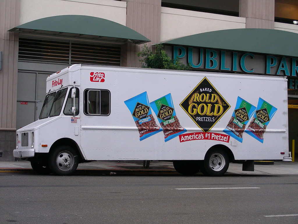 Rold Gold Truck Pretzels So Cal Metro Flickr