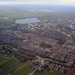 Small photo of Alphen aan den Rijn from the air