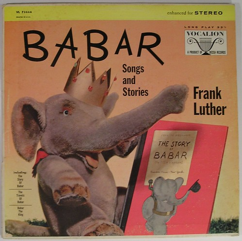 Babar Songs and Stories