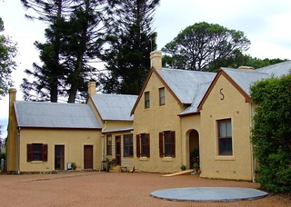 Lanyon Homestead - Main House