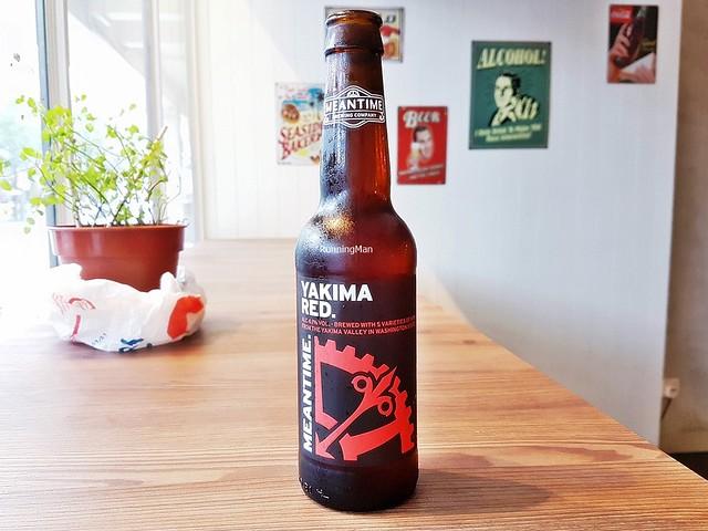 Beer Yakima Red