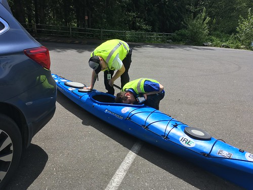 Lake Samish Kayaking