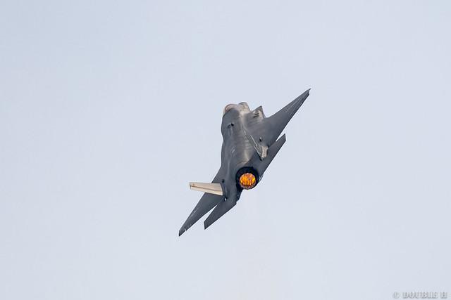 Iwakuni FD 2018 (65) VMFA-121 F-35B VK-04/169168