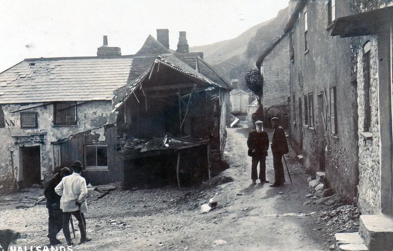 Hallsands 1907
