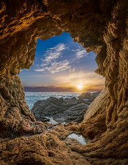 Secret Cave - Big Sur, CA